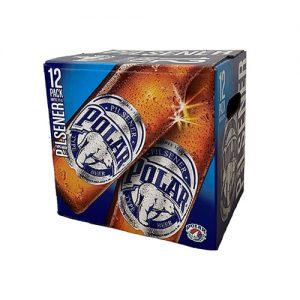 Polar bier doos 12 flessen 33,5 cl.